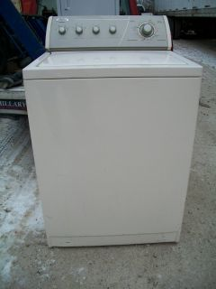 WHIRLPOOL WASHER (off-white)