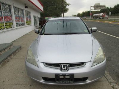 2004 Honda Accord EX (Silver)