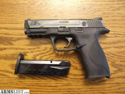 For Sale: M&P .40 full size