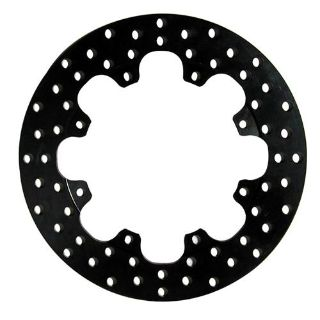 Sell Wilwood 160-1601 Rear Drag Drilled Brake Rotor motorcycle in Suitland, Maryland, US, for US $117.44