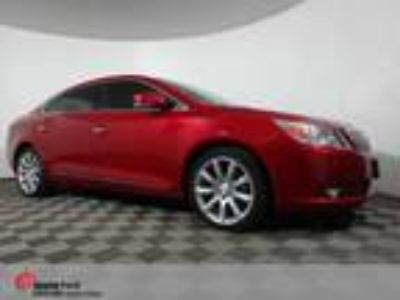 used 2012 Buick LaCrosse for sale.
