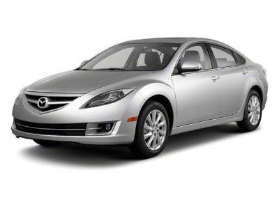 2012 Mazda Mazda6 i Touring (Steel Blue Mica)