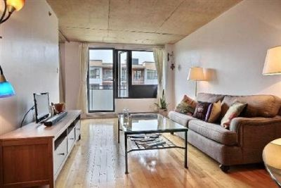 Furnished Apartments for rent in Montreal Downtown East