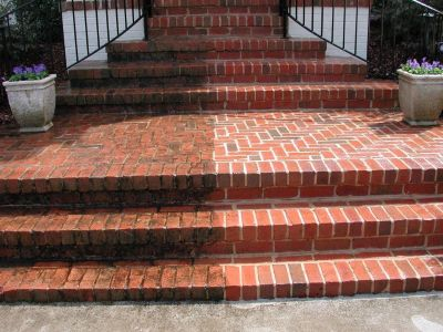 power washing services pressure washing
