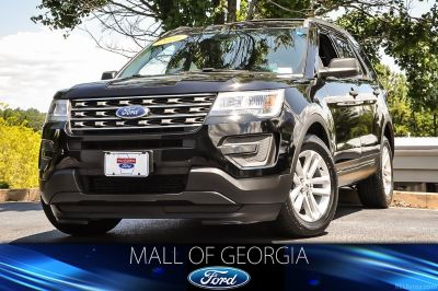2016 Ford Explorer Base (Tuxedo Black)