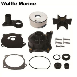 Purchase Water Pump Kit Johnson Evinrude 85,115,140,150,175,200,235 Hp RPL 18-3393 395073 motorcycle in Mentor, Ohio, United States, for US $56.95