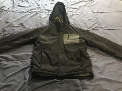 Columbia Boys Sz 10-12 Winter Coat