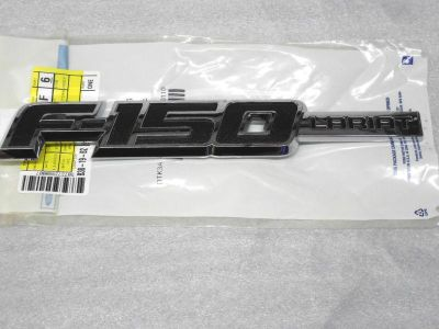 Buy 2009 2010 2011 2012 Ford F150 Lariat Fender Emblem Right RH New OEM 9L3Z 16720 G motorcycle in Duluth, Georgia, US, for US $49.99