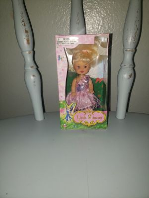 Little princess toy barbie ages 3 and up