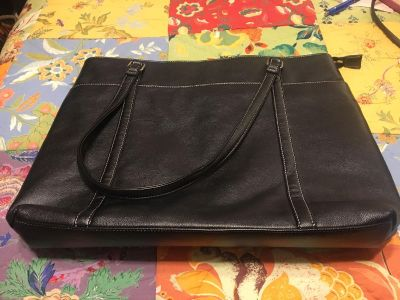 Overbrooke Classic Laptop Tote NWT
