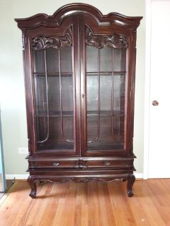 Antique china cabinet from the late 1800's?