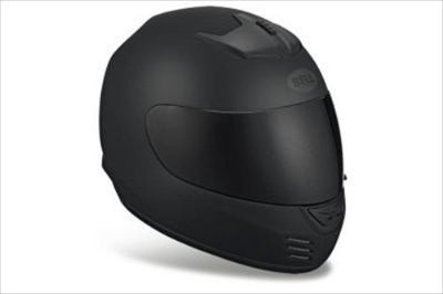 Purchase Bell Arrow Matte Black Solid Full Face Motorcycle Helmet Medium motorcycle in South Houston, Texas, US, for US $99.95