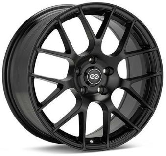 Find 18x9.5 Enkei Raijin Wheels 5x100 ET45 Offset Black motorcycle in Easton, Pennsylvania, US, for US $999.00