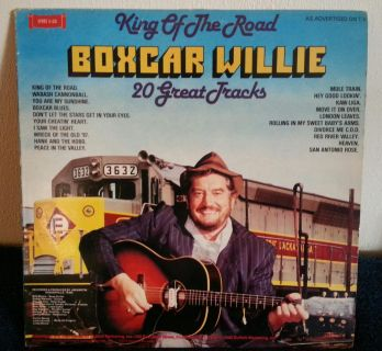 Boxcar Willie record