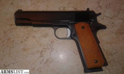 For Sale: Remington 1911 R1