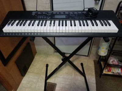 Casio CTK-3500 Piano