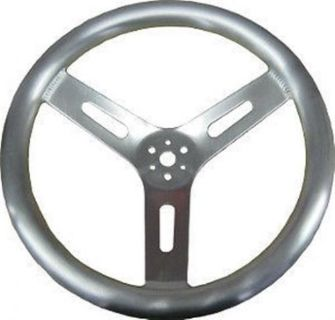 "Buy Aluminum Steering Wheel BIG Pro Grip 15"" IMCA Dirt Modified Circle Track inch motorcycle in Lincoln, Arkansas, United States, for US $49.96"