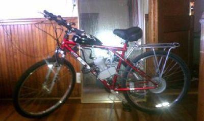 $350 motorized bike