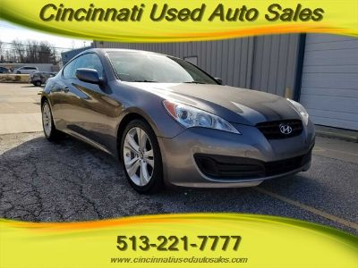 2011 Hyundai Genesis Coupe 2.0T (Nordschleife Gray)