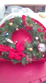 Large Wreath-PERFECT for Party goers!!