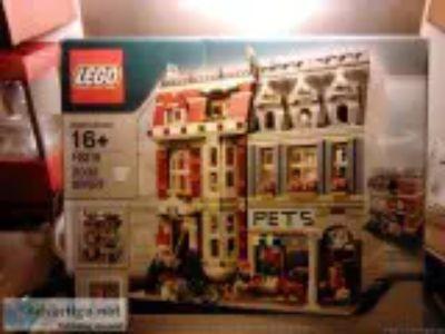 Petshop Lego set