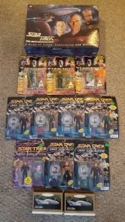 Star Trek Figures Ornaments Game