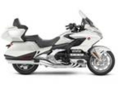 New 2018 Honda Gold Wing Tour Pearl White