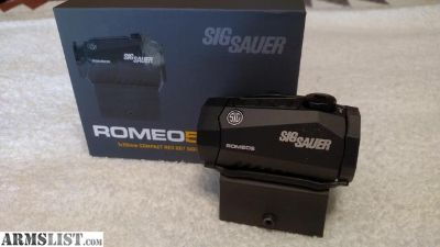 For Sale: Sig ROMEO5 AR Red Dot