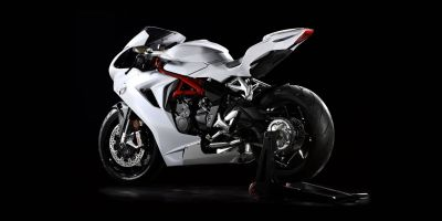 2018 MV Agusta F3 675 Pearl White Sport Motorcycles Fort Montgomery, NY