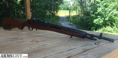 "For Sale: M1A Scout Squad 18"" Barrel w/ M14 Wood Stock & Handguard"