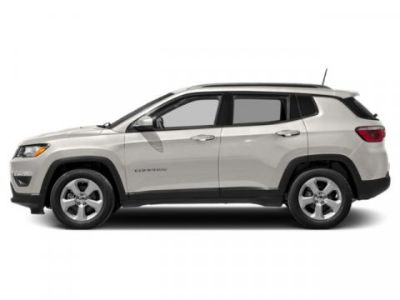 2019 Jeep Compass Latitude (White Clearcoat)