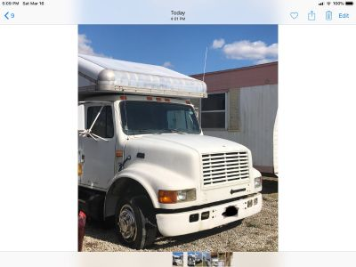 Toter Home and Trailer