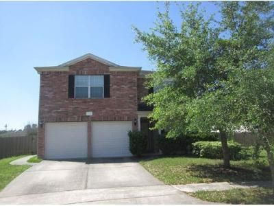 4 Bed 2.5 Bath Preforeclosure Property in Humble, TX 77345 - Woodspring Acres Ct
