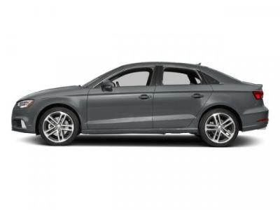 2018 Audi A3 SEDAN Premium (Monsoon Gray Metallic)
