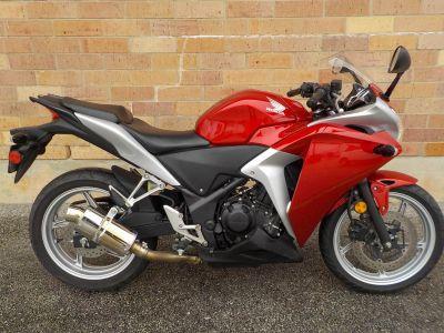 2012 Honda CBR 250R Sport Motorcycles San Antonio, TX