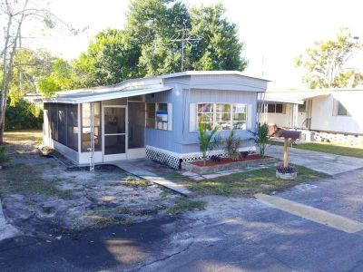 2 Bed 1 Bath Mobile Home In Florida