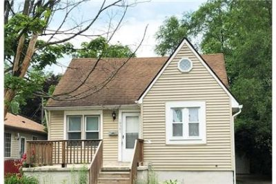 Redford - Three bedroom bungalow with master bath.
