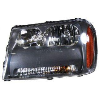 Sell Headlight Headlamp Driver Side Left LH for 06-09 Chevy Trailblazer motorcycle in Gardner, Kansas, US, for US $184.90