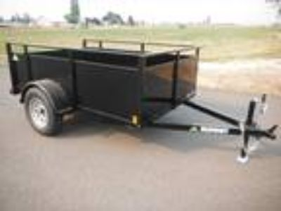 2019 Summit Trailer Alpine 4' X 6' 3K SR LANDSCAPE