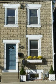 Wonderful 3+ Bedroom / 1.5 Bathroom Row home in Conshohocken