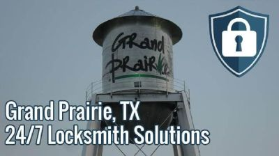 Locksmith Services by Professionals in Grand Prairie, TX