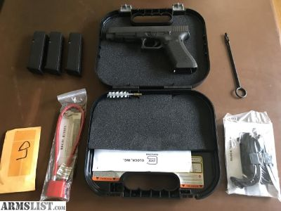 For Sale: Glock 35 G35 .40 S&W