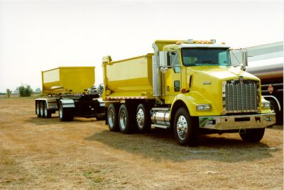 Poor credit - dump truck loans & dump trailer loans