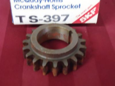Find 1967-83 Ford NOS McQuay Norris Crankshaft Sprocket #TS397 motorcycle in Marietta, Ohio, United States, for US $25.00