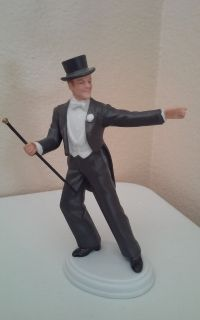 Fred Astaire as Josh Barkley Porcelain Figurine