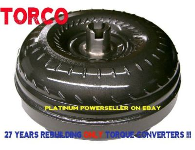 Purchase Allison Duramax LCT 1000 2000 AT1000 AT2000 6.6L-8.1L HD Torque Converter motorcycle in Los Angeles, California, United States, for US $299.00
