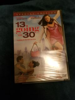 13 going on 30 never opened
