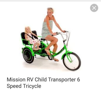 Looking for adult tricycle