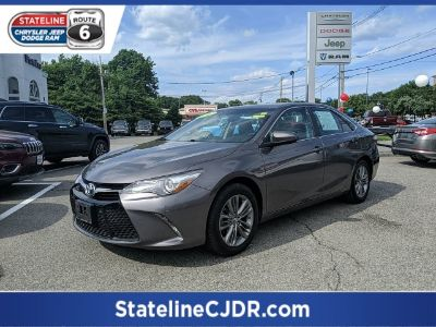 2017 Toyota Camry L (gray)