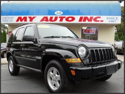 2007 Jeep Liberty Sport (Black)